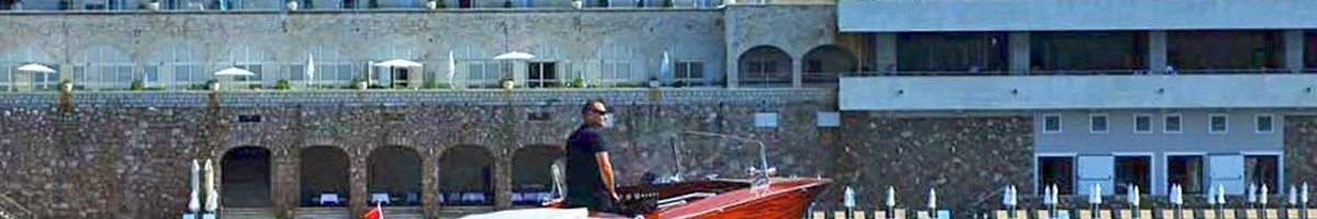 Vintage boat Speed boat for private excursion or charter in Dubrovnik