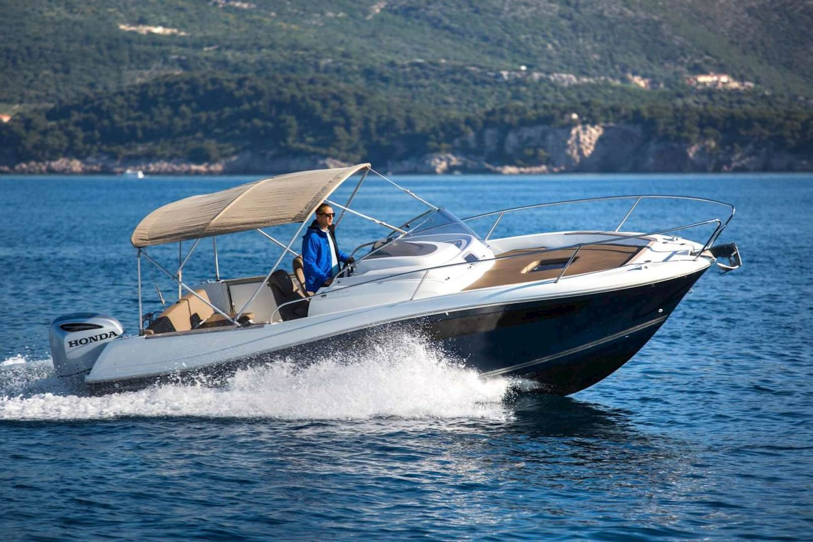 Speed boat Rent Dubrov...