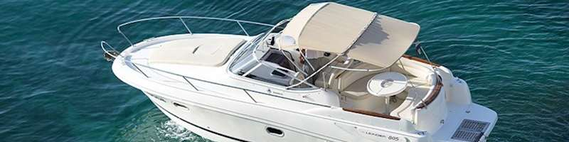 Leader 805 Speed boat for private excursion or charter in Dubrovnik