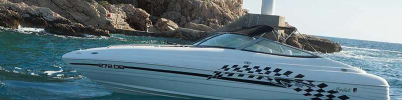 Mariah 250 Z Speed boat for private excursion or charter in Dubrovnik