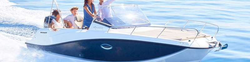 Quick Silver 675 Speed boat for private excursion or charter in Dubrovnik