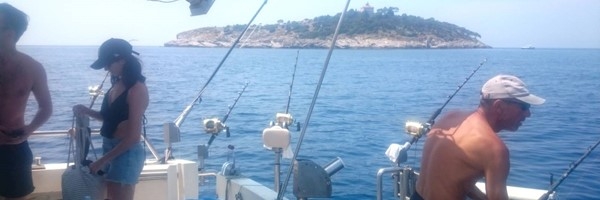 dubrovnik : privateexcursions:Dubrovnik deep sea & big game fishing
