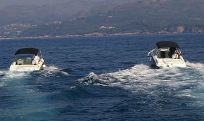 Speed boat rent Dubrovnik
