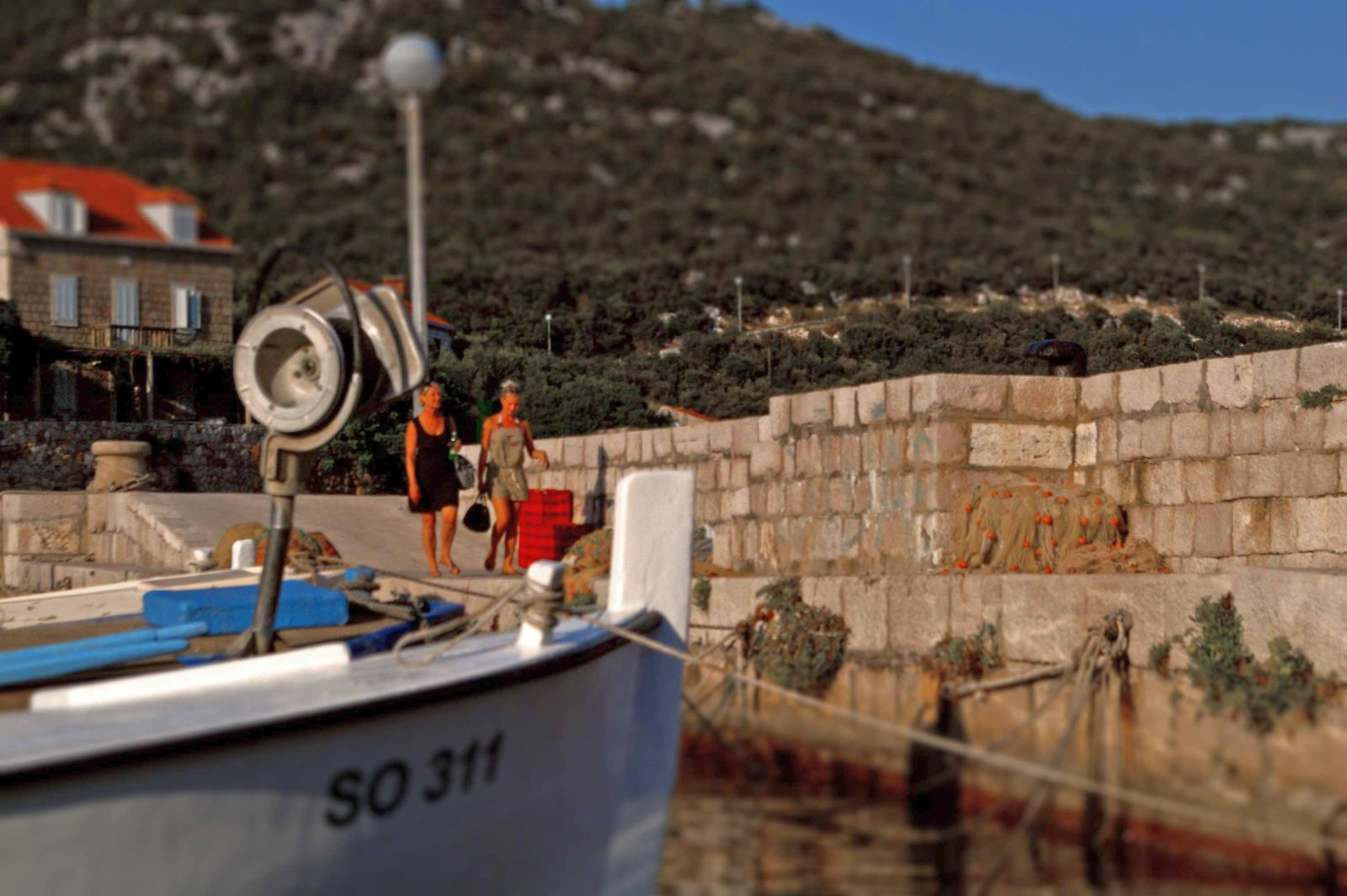 Dubrovnik : day tours:Elaphiti islands