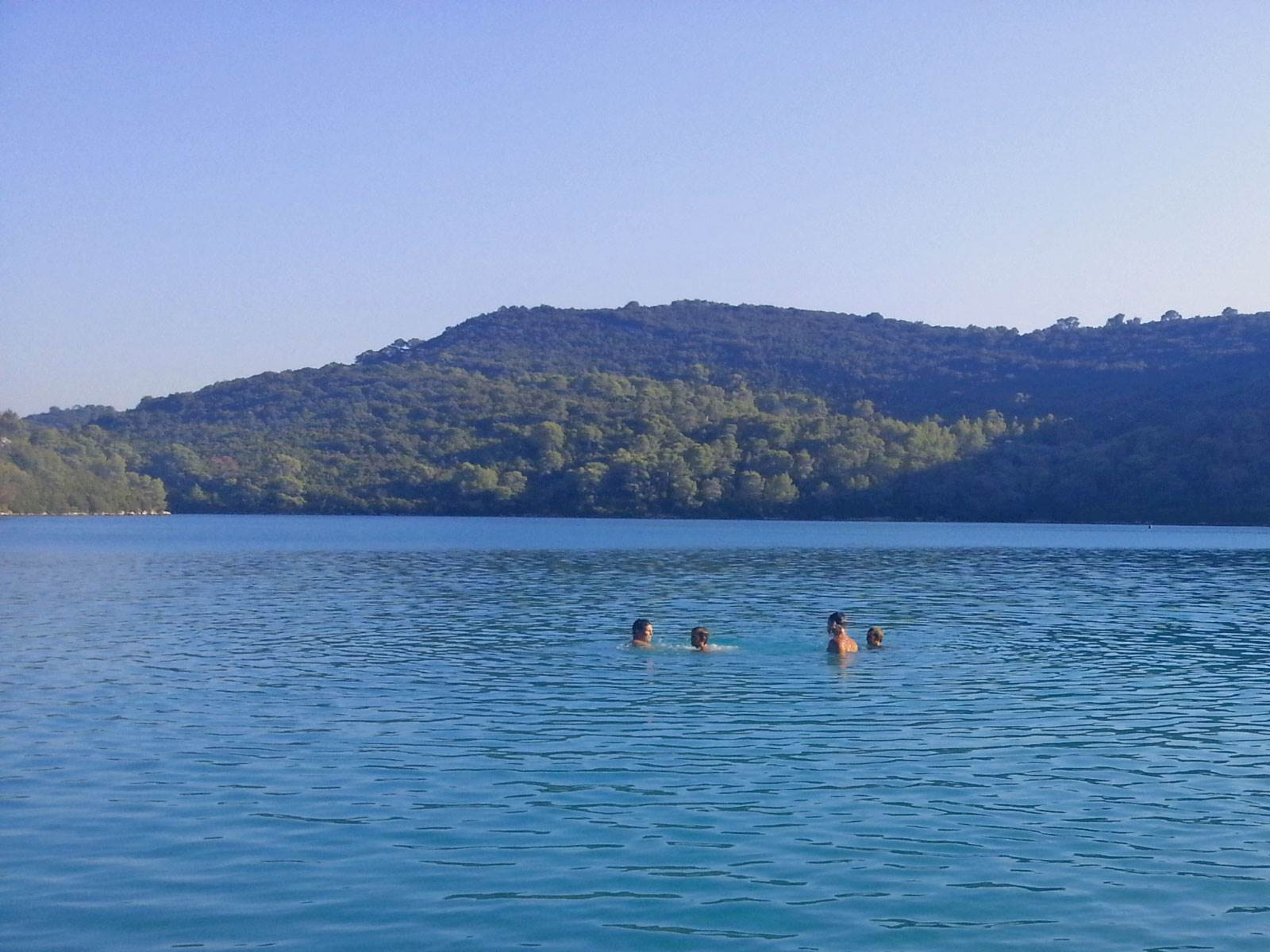 Dubrovnik : day tours:ISLAND MLJET - NATIONAL PARK