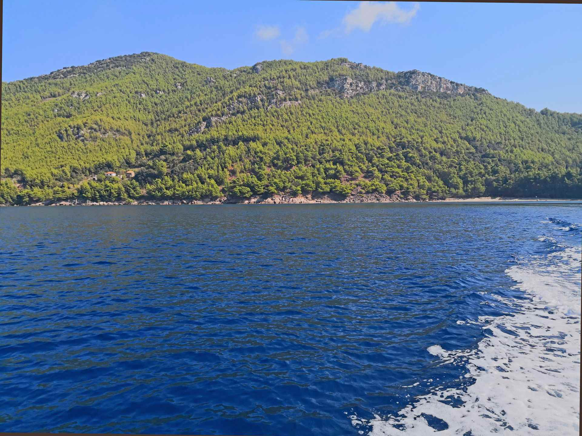 Private speedboat or yacht excursion to Island Mljet (National Park)