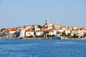 Dubrovnik : day tours:Island Korcula and Peljesac winery