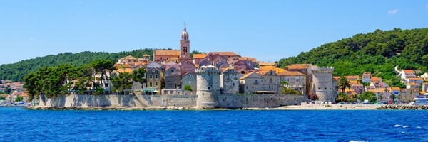 dubrovnik : privateexcursions:Korcula across the sea