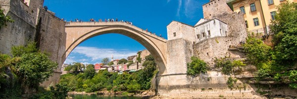 dubrovnik : day tours:MOSTAR