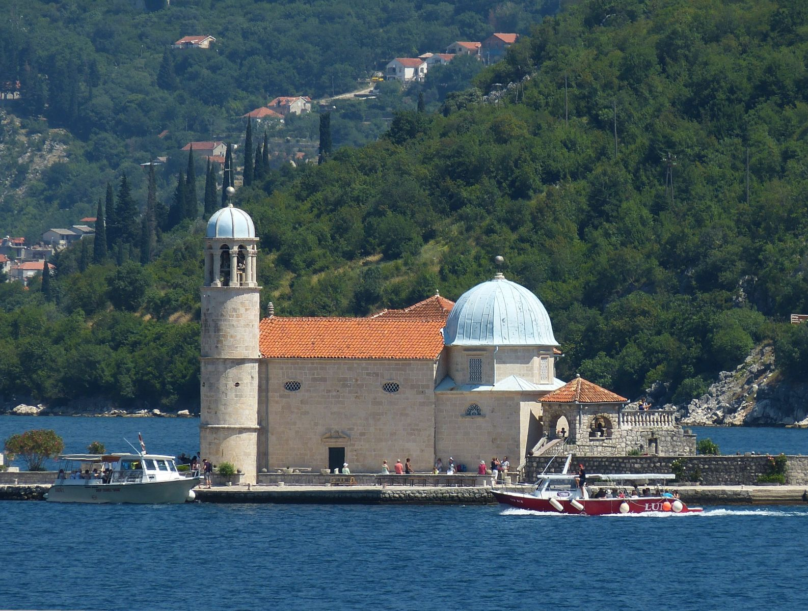Private excursion to Budva, Kotor and Perast from Dubrovnik