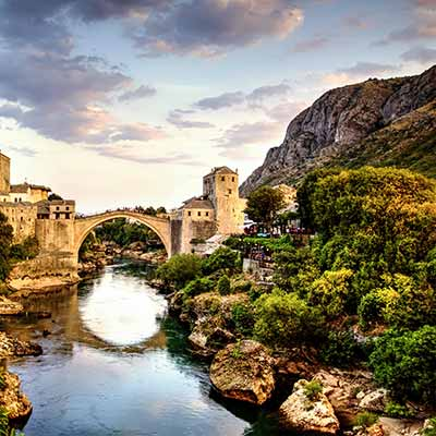 Mostar, city in Bosnia and Hercegovina