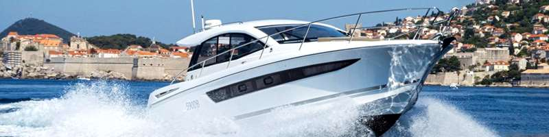Leader 10 Speed Boot für eine private Reise nach derDubrovnik