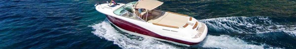 Runabout 755 Speed boat for private excursion or charter in Dubrovnik