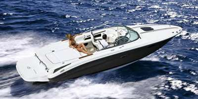 Sea Ray 240 Sunsport Speed boat for private excursion or charter in Dubrovnik