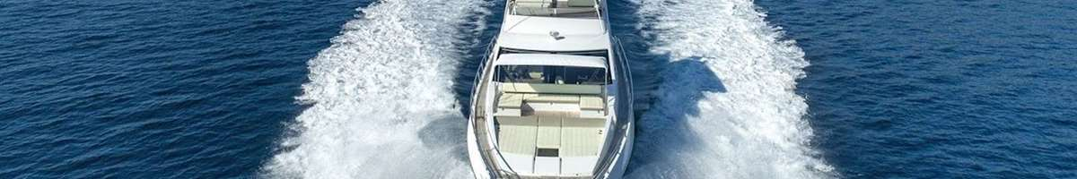 66 Fly Yacht for charter in Dubrovnik