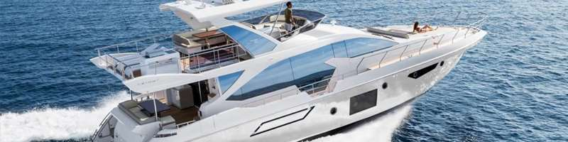 72 FLY Yacht for charter in Split