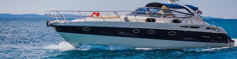 Cranchi 50 Mediteranee Yacht for charter in Split