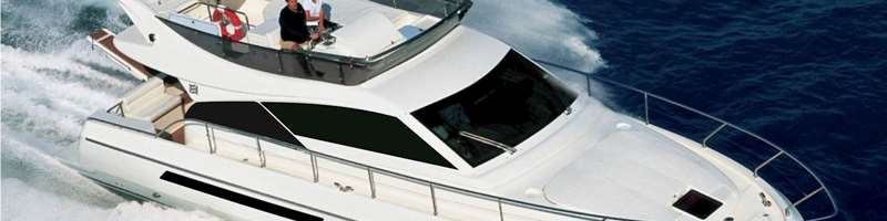 Fly 430 Yacht for charter in Dubrovnik