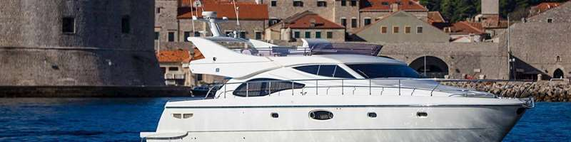 591 Yacht for charter in Dubrovnik