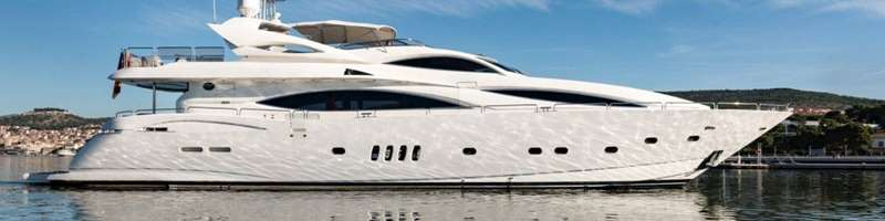 105 Yacht for charter in Split