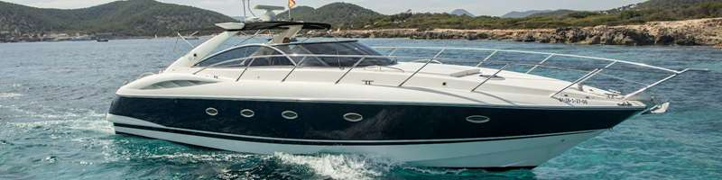 Sunseeker Camargue 50 Yacht for charter in Dubrovnik